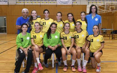 El Juvenil Femení és equip de Lliga Catalana!