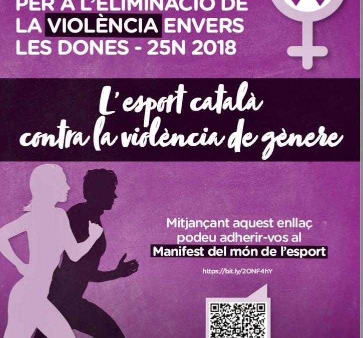 L'Esportiu Castelldefels per la igualtat al món de l'Esport