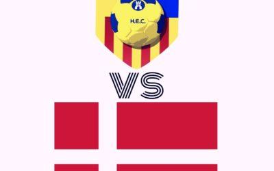 Handbol Esportiu Castelldefels VS Dinamarca