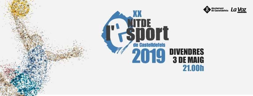 Nominats a la Nit de l'Esport