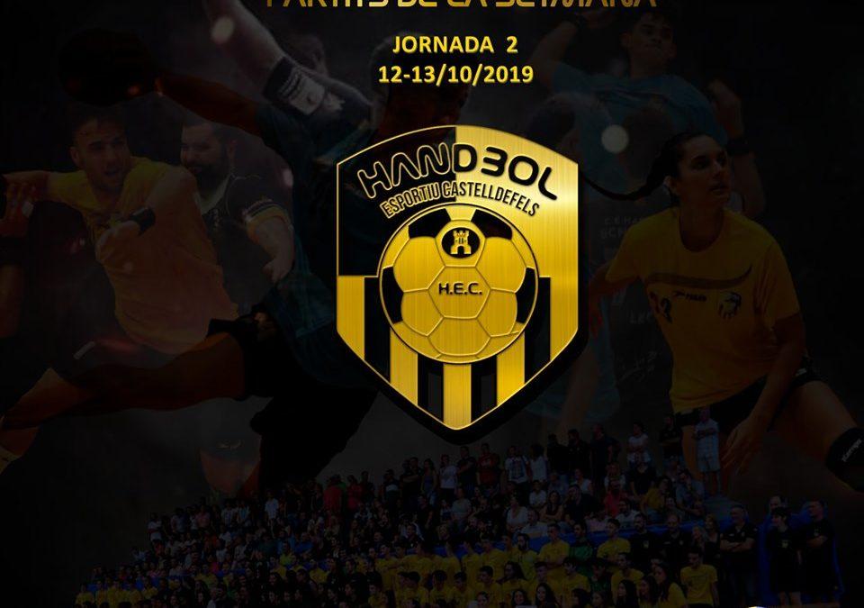 Segunda Jornada de Liga