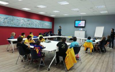 L'Handbol Esportiu Castelldefels participarà per primera vegada  al Consell de la Infància de Castelldefels