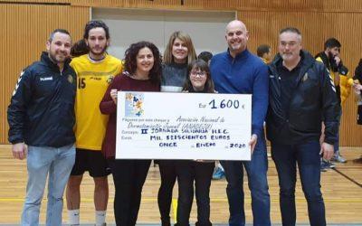 El Esportiu apoya a la Asociación de Dermatomiositis Juvenil ANADEJU